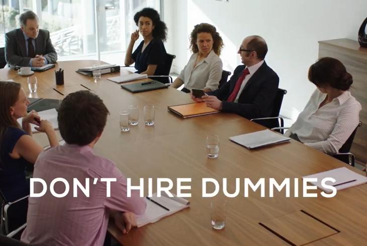 Don't Hire Dummies (Part 2)