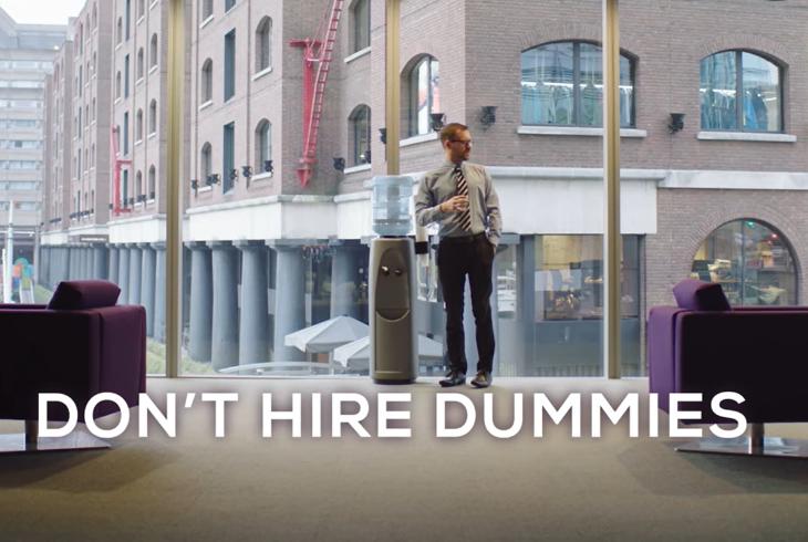 Don't hire Dummies (Part 1)